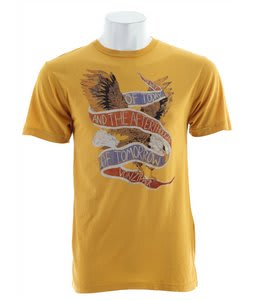 Vonzipper Fly By T-Shirt Gold