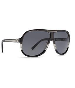 Vonzipper Hoss Sunglasses Gran Prix Black/Gradient Lens