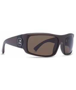 Vonzipper Kickstand Sunglasses Chocolate Satin/Bronze Lens