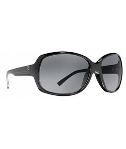 Vonzipper Ling Ling Sunglasses Black Gloss/Grey Lens