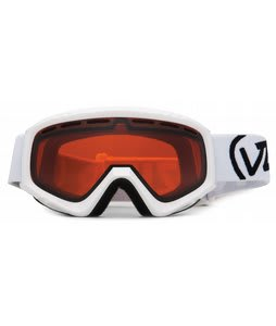 Vonzipper Misslepop Goggles White Gloss/Amber Lens