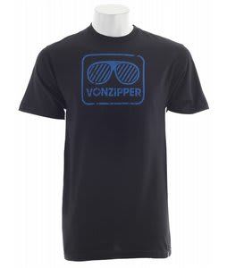Vonzipper Rockford II T-Shirt Black