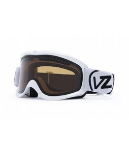 Vonzipper Sizzle Goggles White Gloss/Bronze Lens
