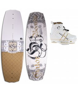 Gator Boards O.G. Wakeboard w/ Gator Boards O.G. CT Bindings