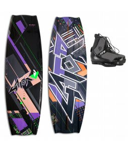 Gator Boards Prospect Wakeboard w/ Gator Boards Fate Limited Edition CT Bindings