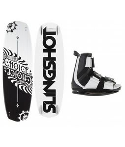 Slingshot Choice Wakeboard w/ Option OT Bindings