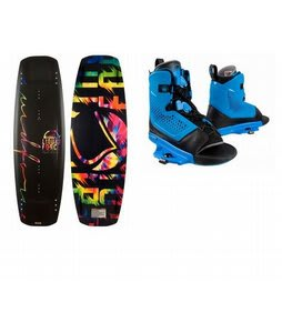 Liquid Force FLX Wakeboard w/ Liquid Force Ultra OT Bindings