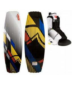 Liquid Force S4 Wakeboard w/ Liquid Force Transit Bindings
