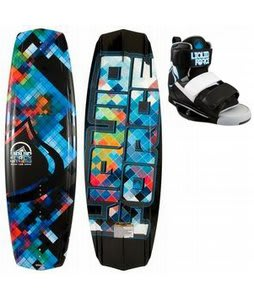 Liquid Force Witness Wakeboard w/ Liquid Force Domain Bindings