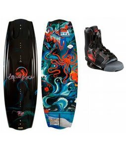 Liquid Force Trip Wakeboard w/ Liquid Force Index Bindings