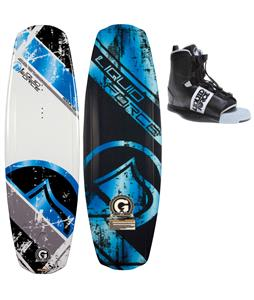 Liquid Force Rogue Grind Wakeboard w/ Element Bindings