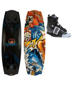 Liquid Force Trip Wakeboard w/ Element Bindings