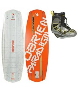 O'Brien Paradigm Wakeboard w/ O'Brien Nomad Wakeboard Bindings