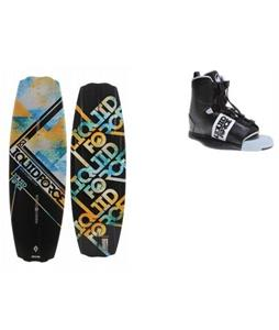 Liquid Force PS3 Wakeboard w/ Element Bindings
