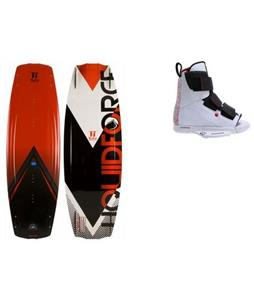 Liquid Force Watson Wakeboard w/ Vantage OT Bindings