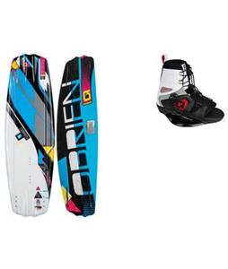 O'Brien Contra Impact Wakeboard w/ Link Bindings