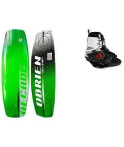 O'Brien Decade Impact Wakeboard w/ Link Bindings