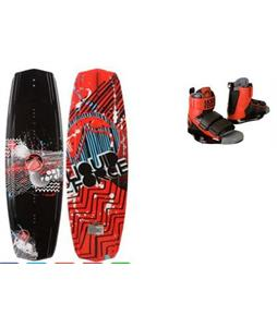 Liquid Force Witness Wakeboard w/ Domain Bindings