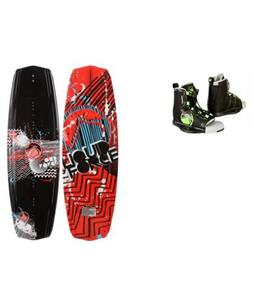 Liquid Force Witness Wakeboard w/ Index Bindings