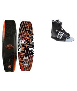 Liquid Force Tex Wakeboard w/ Element Bindings