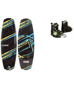 Liquid Force Stance Wakeboard w/ Index Bindings