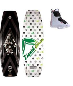 Liquid Force Shane Wakeboard Blem w/ Vantage OT Bindings