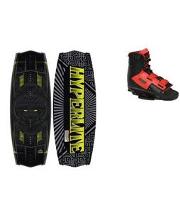 Hyperlite Tribute Wakeboard w/ Byerly Verdict Bindings