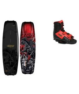 Byerly Monarch Wakeboard  w/ Verdict Bindings