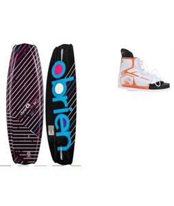 O'Brien Skyla Wakeboard w/ Nova Bindings