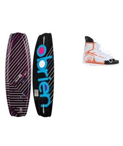 O'Brien Skyla Impact Wakeboard w/ Nova Bindings