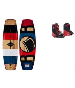 Liquid Force B.O.B Wakeboard w/ B1 Bindings