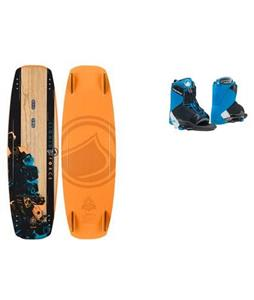 Liquid Force FLX Wakeboard w/ Transit Bindings