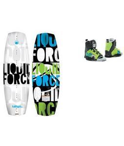 Liquid Force Fury Wakeboard w/ Fury Bindings