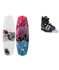 Liquid Force Substance Wakeboard w/ Elemend Bindings