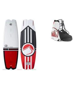 Liquid Force Remedy Wakeboard w/ Harley Pro Bindings