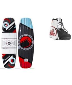 Liquid Force Harley Classic Wakeboard w/ Harley Pro Bindings
