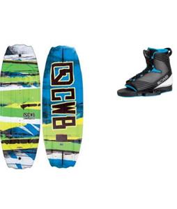 CWB Charger Wakeboard w/ Optima Bindings