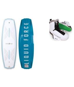 Liquid Force Harley Classic Wakeboard w/ Tao Bindings