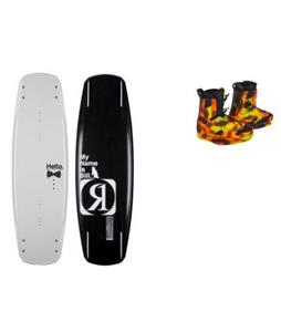 Ronix Bill ATR S Wakeboard w/ Frank Bindings