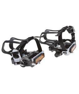Wellgo Pedal w/ Toe Clip Bike Pedals