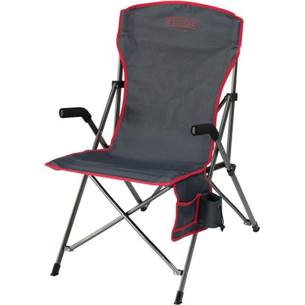 Wenzel Easy Fold Comfort Camp Chair
