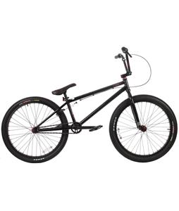 Wethepeople Atlas BMX Bike Black 24in/22in Top Tube