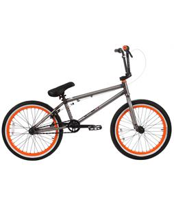Wethepeople Crysis BMX Bike Raw 20in/20.5in Top Tube
