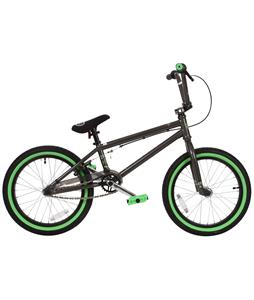 Wethepeople Curse BMX Bike Graphite 18in/17.55in Top Tube