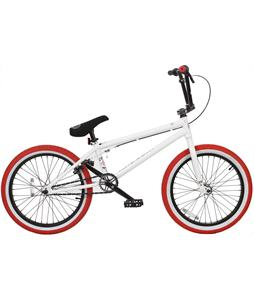 Wethepeople Curse BMX Bike White 20in/20.25in Top Tube