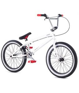 Wethepeople Curse 20 BMX Bike White 20in