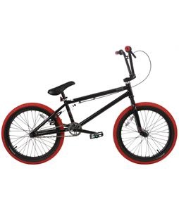 Wethepeople Justice BMX Bike Black 20in/21.0in Top Tube