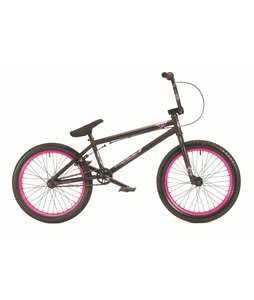 Wethepeople Justice BMX Bike Black/Pink 20in