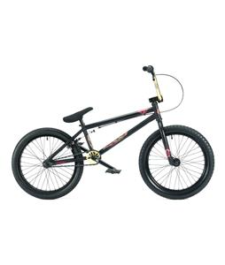 Wethepeople Justice 21 BMX Bike Black/Zink 20