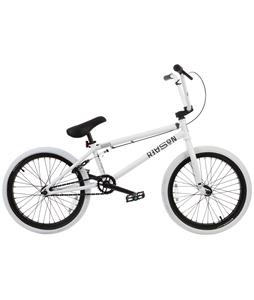 Wethepeople Reason BMX Bike White 20in/20.75in Top Tube